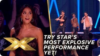 Try Star's most EXPLOSIVE performance yet! | Live Show 4 | X Factor: Celebrity