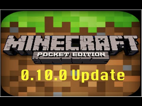 Minecraft PE 0.10.0 Update News - Possible Release Date and Features