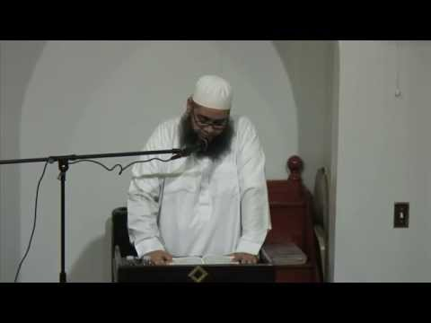 Maulana Mikaeel - Tafseer on 3/27/15