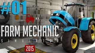Farm Mechanic Simulator 2015  Gameplay ITA  Lets P