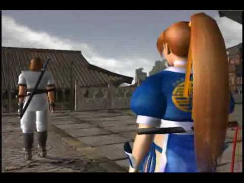 Dead or Alive 3 - Kasumi Story Mode