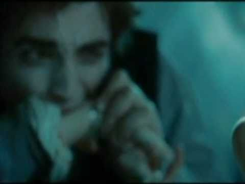 Let Me Sign Robert Pattinson Scene from Twilight