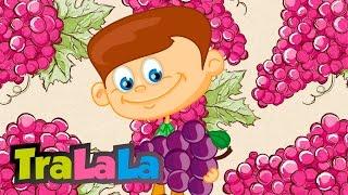 CULESUL VIILOR - TraLaLa - cantec de toamna pentru copii
