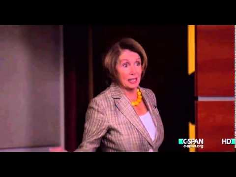 Nancy Pelosi Can't Even Talk Baseball Without Sounding Completely Out Of Touch