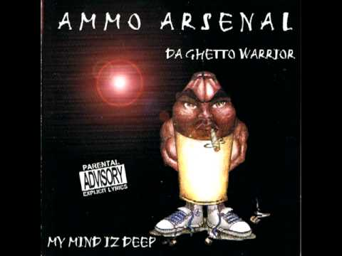 Ammo Arsenal - Trialz Of Dead Livin Ft. Mr. Cavi