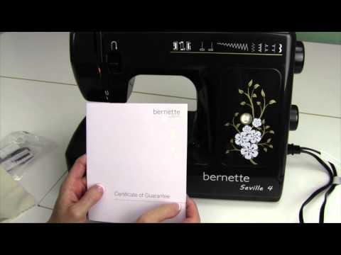 Bernette Seville 3 Warranty