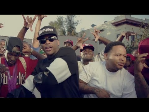Yg Feat. Will Claye - Idgaf video