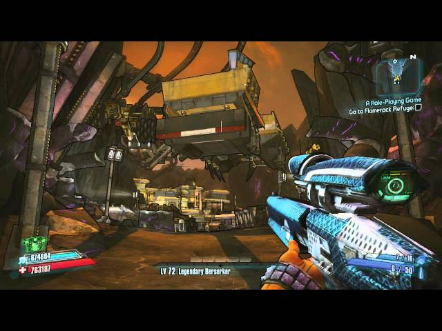 Borderlands 2 Most Annoying Weapon - Morningstar Glitch