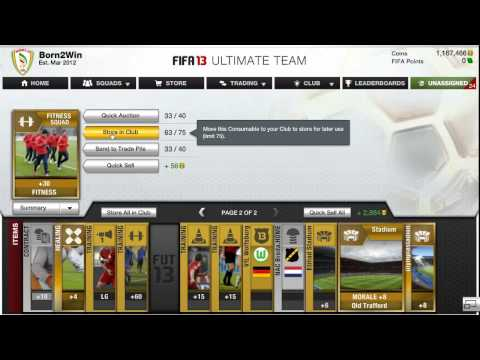 Gold Daily Christmas Special Pack Opening! -Fifa 13
