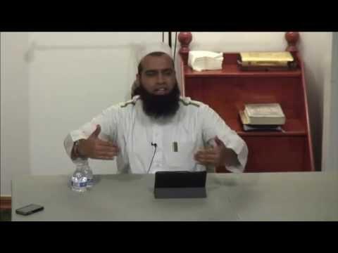 Mufti Farhan- Hajj Seminar (08/09/14)