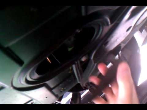 2012 Hyundai Sonata Oil Filter & Drain Plug Locati