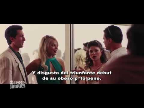 Tráiler Honesto: The Wolf of Wall Street (Honest Trailer - Subtitulado Español)