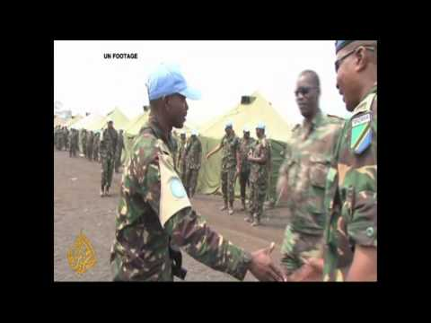 UN demands militas in Goma to lay down weapons