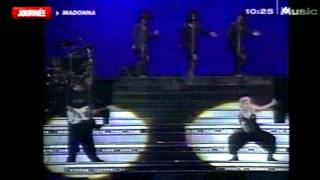 Watch Madonna Causing A Commotion video