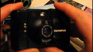 Olympus XA2 35mm Film Camera Review