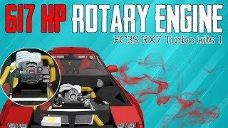 RX7 MAX WANKEL ENGINE UPGRADE | FR Legends Drifting & Customization Gameplay