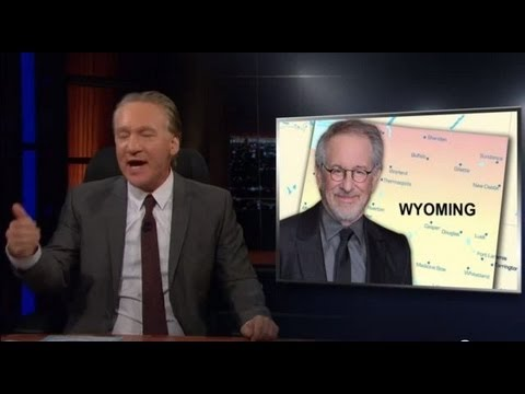 Bill Maher New Rules – Going Coup-Coup