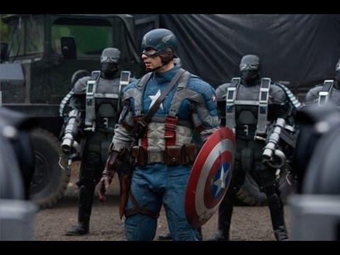 Captain America Civil War: First Leaked Footage on Set - Fight against Crossbones