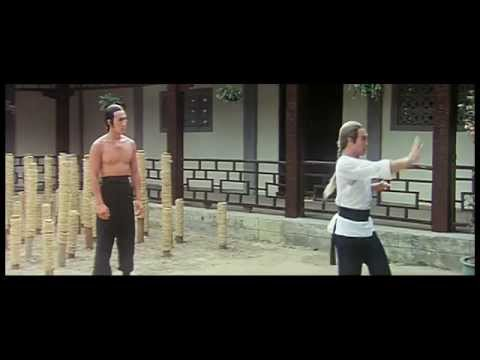 Warriors Two - wing chun training scene Image 1