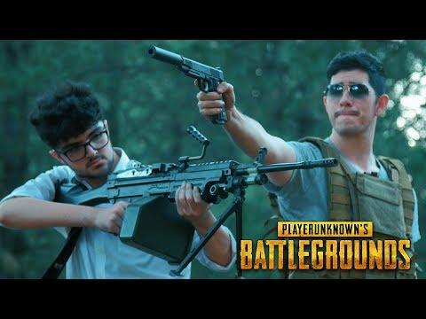 Unknown Battlegrounds (PUBG Movie Live Action)