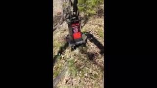 2017 RUT MFG THE MINI-MULCHER For Sale