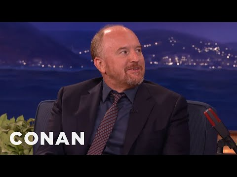 Louis C.K. Got Paul Simon To Write His Theme Song  - CONAN On TBS