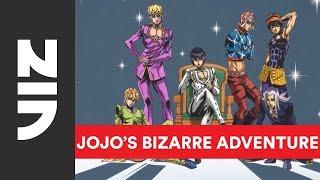 JoJo's Bizarre Adventure: Golden Wind - Official Teaser