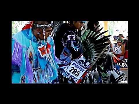 INDIAN WARRIOR'S DANCE - Native America