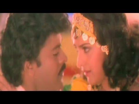 Lashkara Lashkara - Chiranjeevi, Meenakshi Seshadhri, Aaj Ka Goondaraaj Song