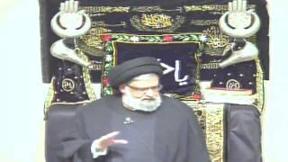 06 Muharram1436 2014 - The Caliphate Of Muawiyah And Yazid - Maulana Sayyid Muhammad Rizvi