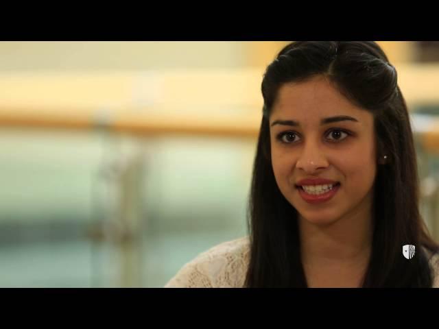 Stony Brook Moment: Neha Kinariwalla