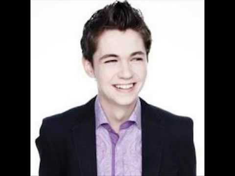 ~Glee - Damian Mcginty - Blue Christmas~