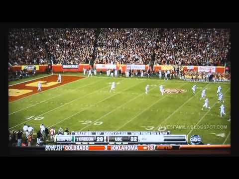Josh Huff 2010 Highlights