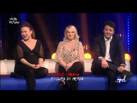 Victor Victoria - Ospiti: Matteo Renzi - Katia e Valeria (31/05/2013)
