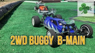 Shamrock RC : 2wd Buggy B-Main Race 2018-06-03