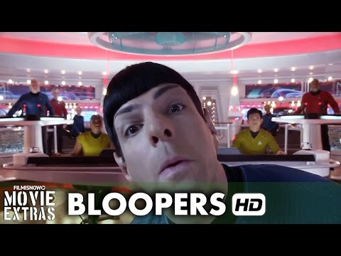 Star Trek Into Darkness (2013) Bloopers & Gag Reel