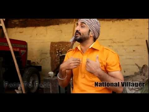 National Villager-Face to Face JASSI JASRAJ Part 3