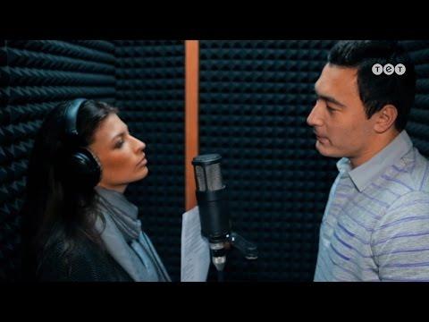 Ростик записал песню с Софией – за кадром ЛавЛавCar!