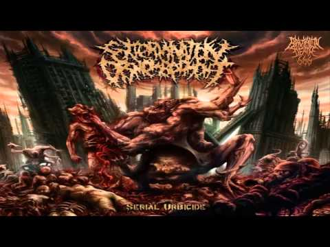 Extermination Dismemberment - Serial Urbicide (2013) {Full-Album}