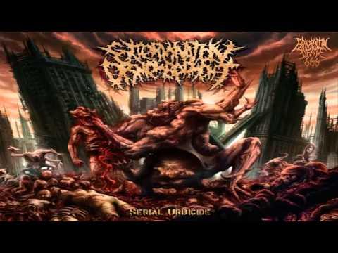 Extermination Dismemberment - Serial Urbicide (2013) {Full-Album}