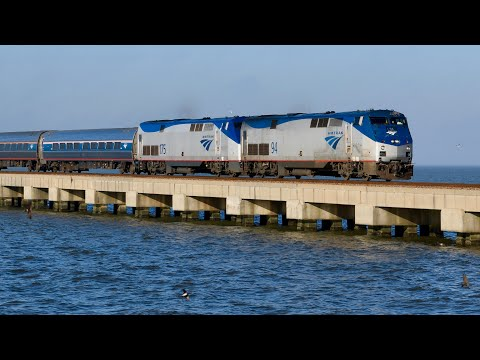 Amtrak Eastern Long Distance Trains: Train Talk Ep. 26