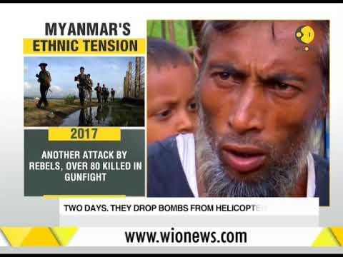 Myanmar Rohingya crisis: Bangladesh deports refugees despite UN appeal