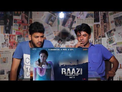 Pakistani Reacts to   'Raazi' Official Trailer   Alia Bhatt, Vicky Kaushal   Reaction Express thumbnail