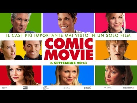 COMIC MOVIE - Trailer ufficiale italiano HD