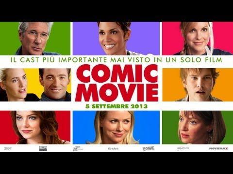 COMIC MOVIE - Trailer ufficiale italiano HD