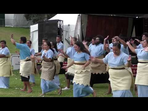Pacific Festival Sunday 26/03/2017, Western Spring, Auckland, NZ, Tongan Village