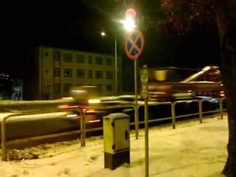 Gabaryty, Słupsk Szczecińska. :::..:..:::  Truck And Big Load, Slupsk Szczecinska.
