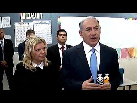Polls Close In Tight Israeli Election