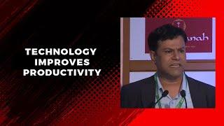 Technology Improves Productivity