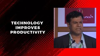 Technology Improves Productivity